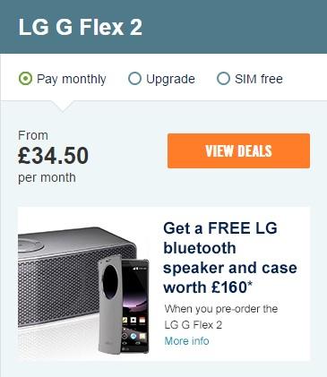 carphone warehosue free sony speaker