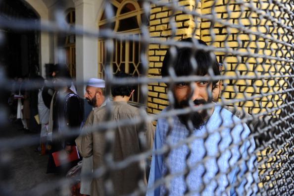 Torture Afghanistan prison