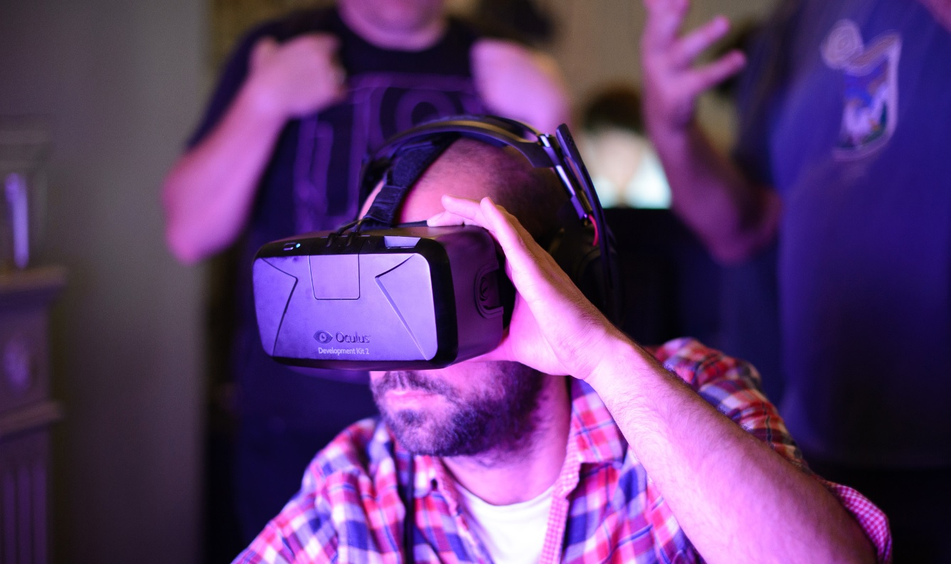 virtual reality tv oculus rift