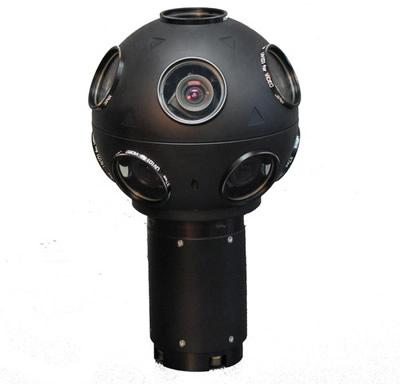 360 Degree Camera - about camera