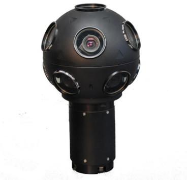 virtual reality 360 camera