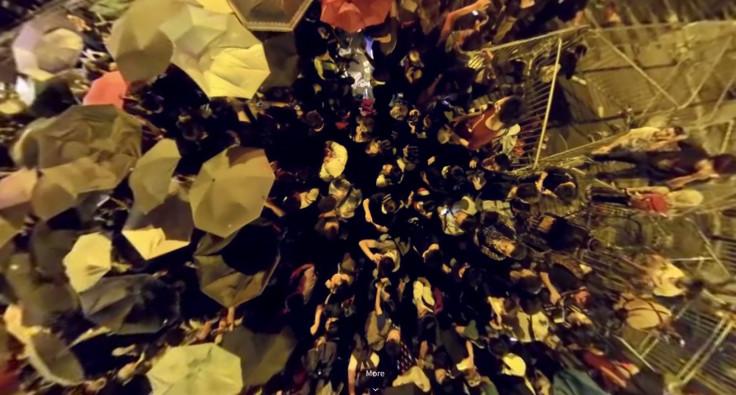 virtual reality hong kong protests immersive.ly