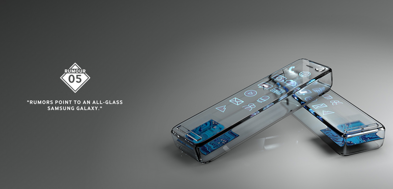 Transparent Samsung Galaxy S6
