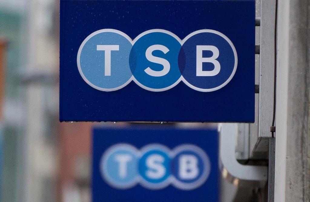 Challenger bank TSB