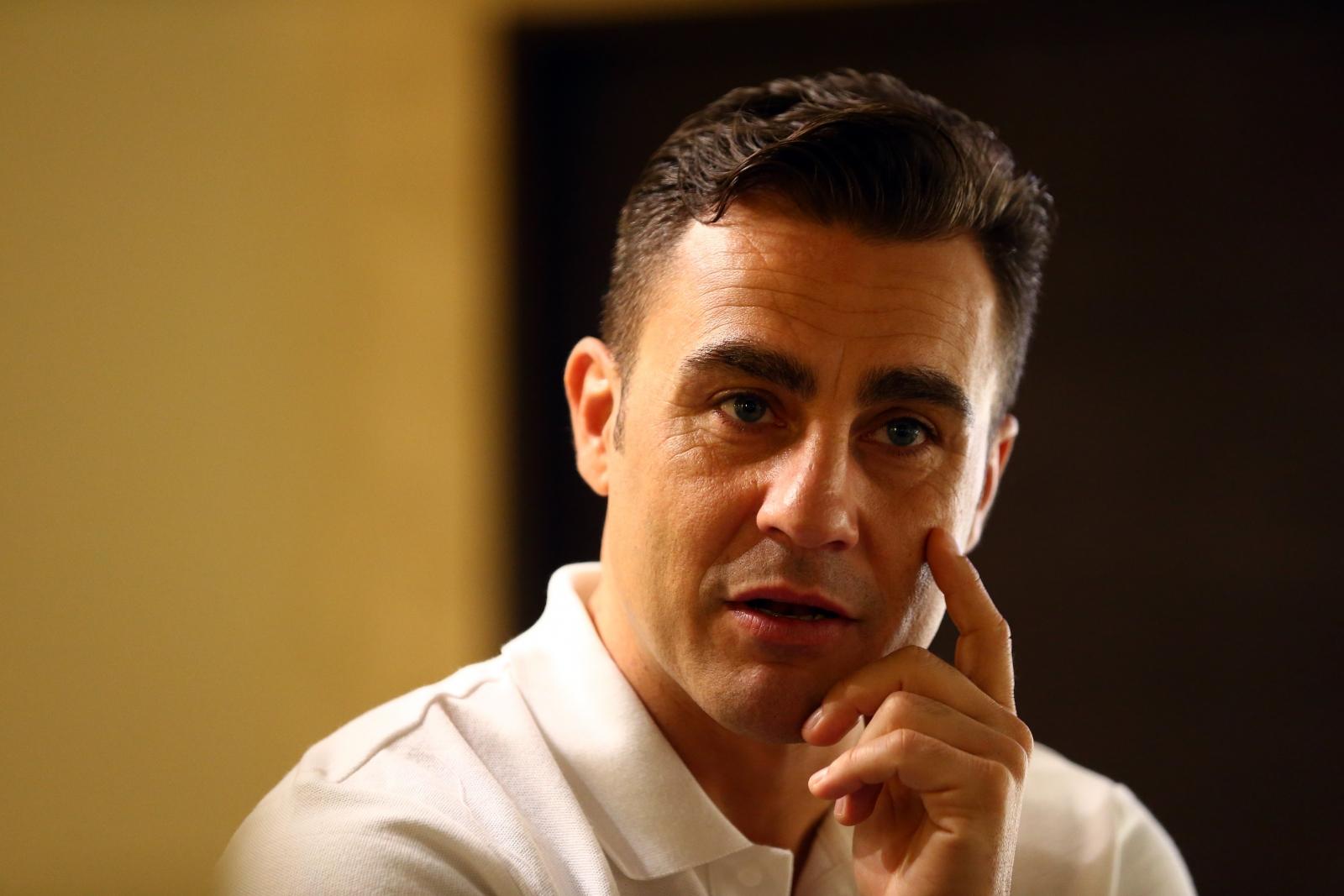 Fabio Cannavaro has been handed a prison sentence in Italy