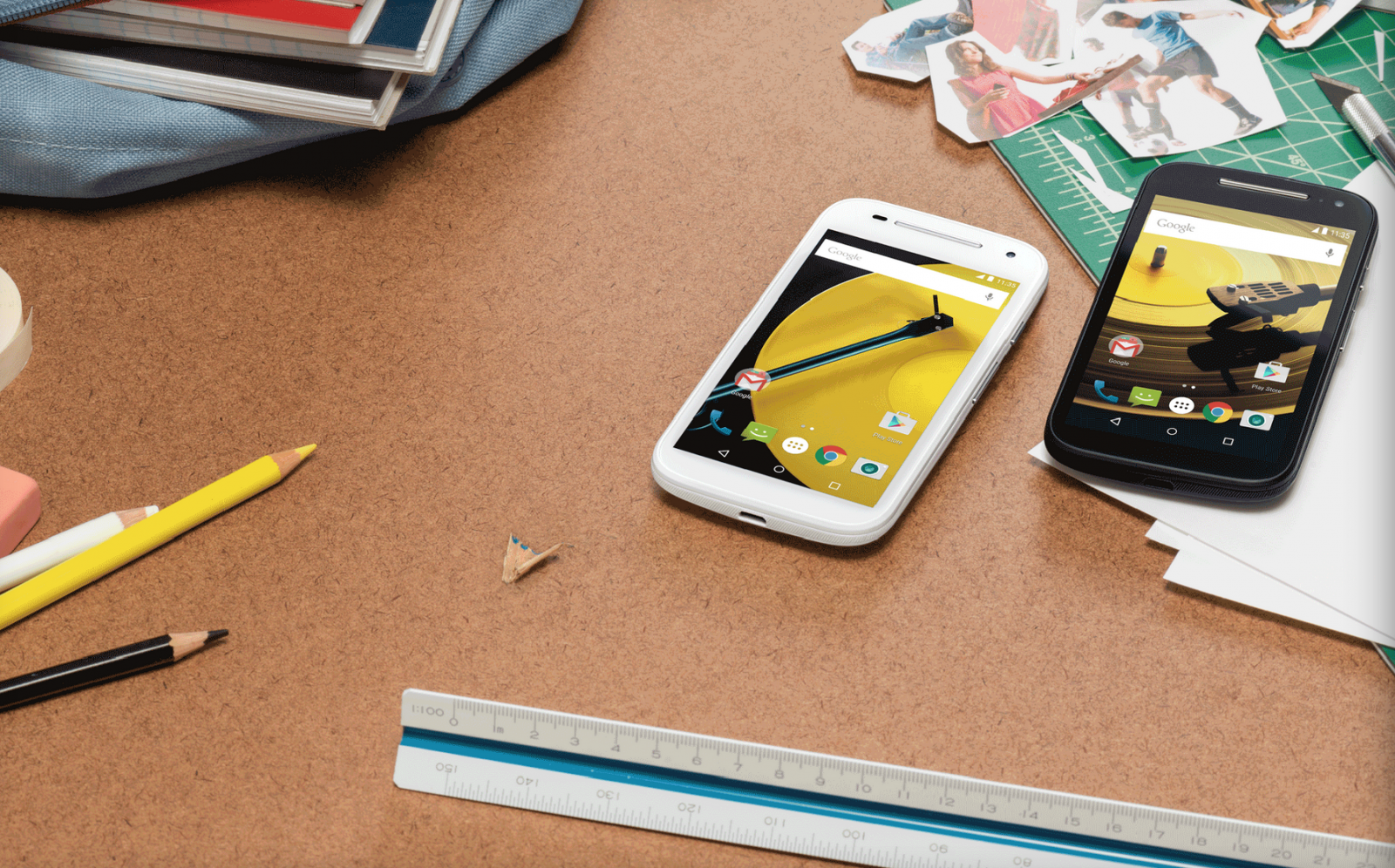 New Moto E launched with 4G and bigger screen