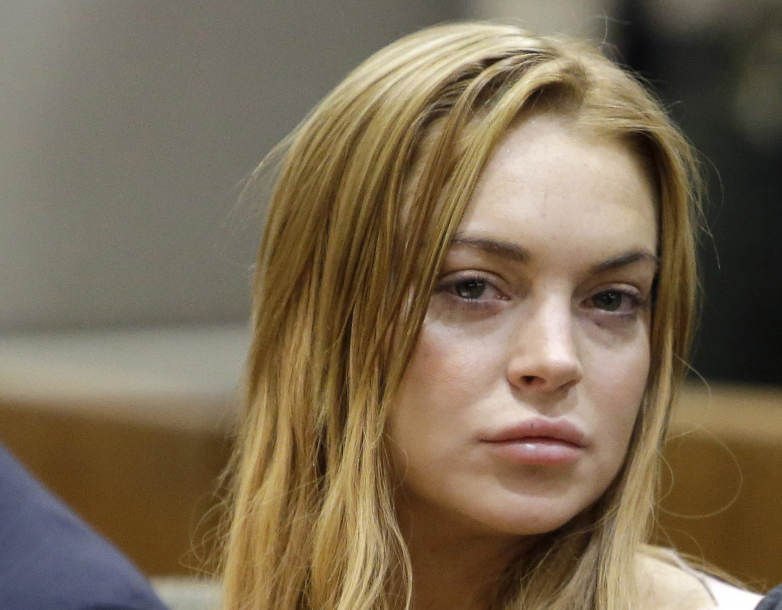 Lindsay Lohan has been ordered to re-do her community service