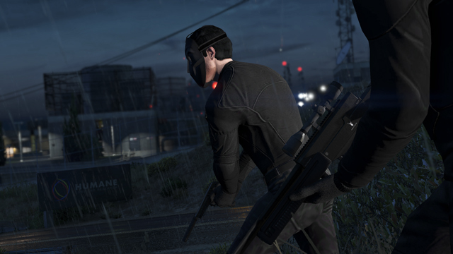 GTA 5 Online Heists DLC: Official gameplay images breakdown reveals fresh info on cars, guns and clothes