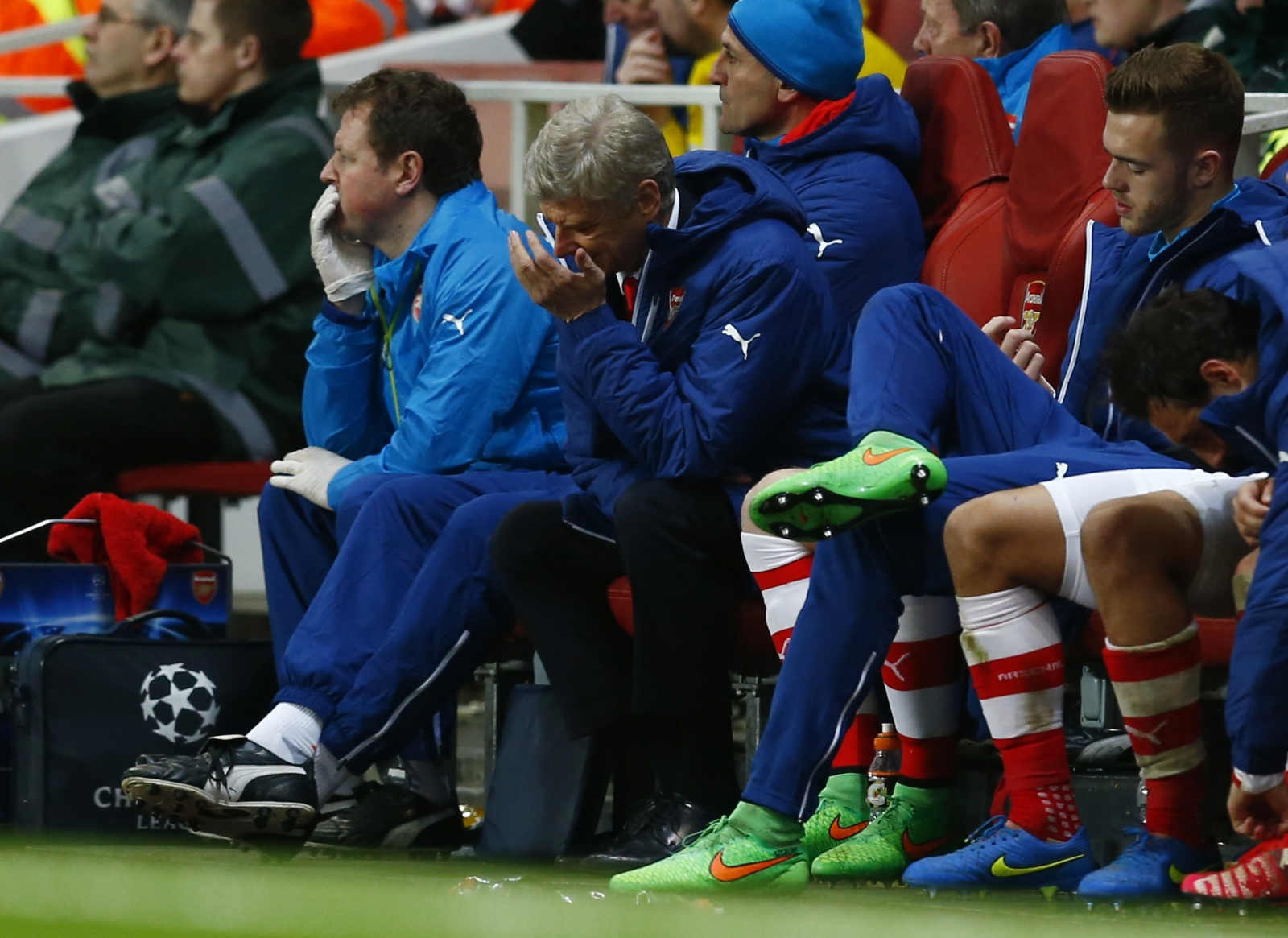 Arsene Wenger bemoans 'mentally unready' Arsenal in Monaco defeat