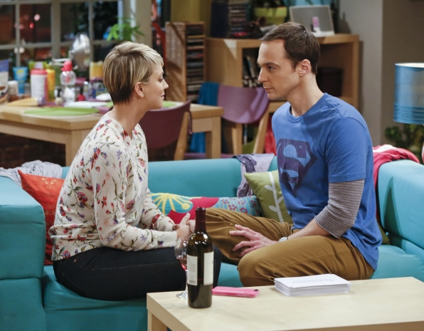 The Big Bang Theory Season 8 episode 16 live stream