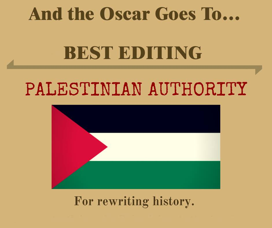 Israel mock Oscars awards