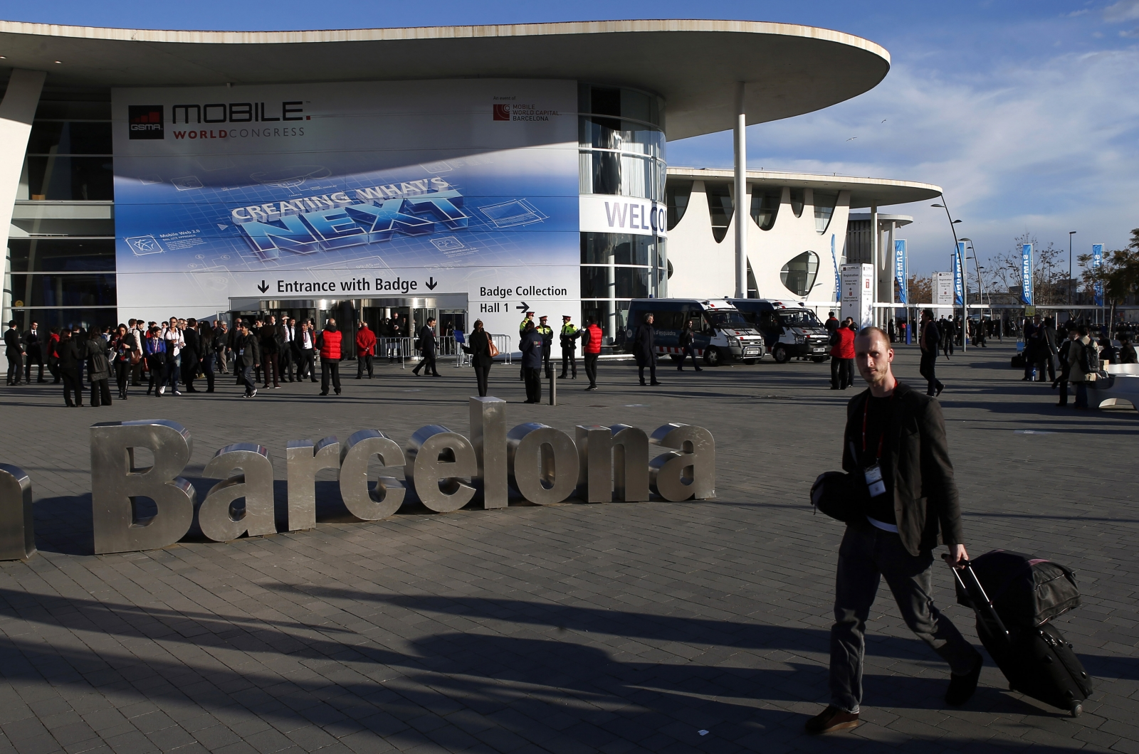 MWC2015 Where is innovation?