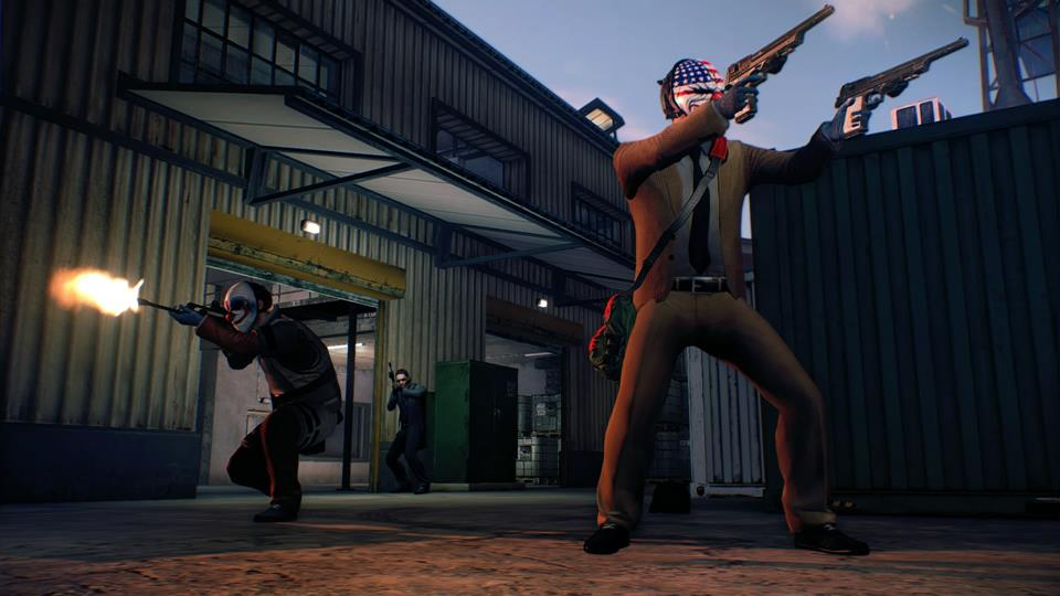 Payday 2 PS4 Xbox One