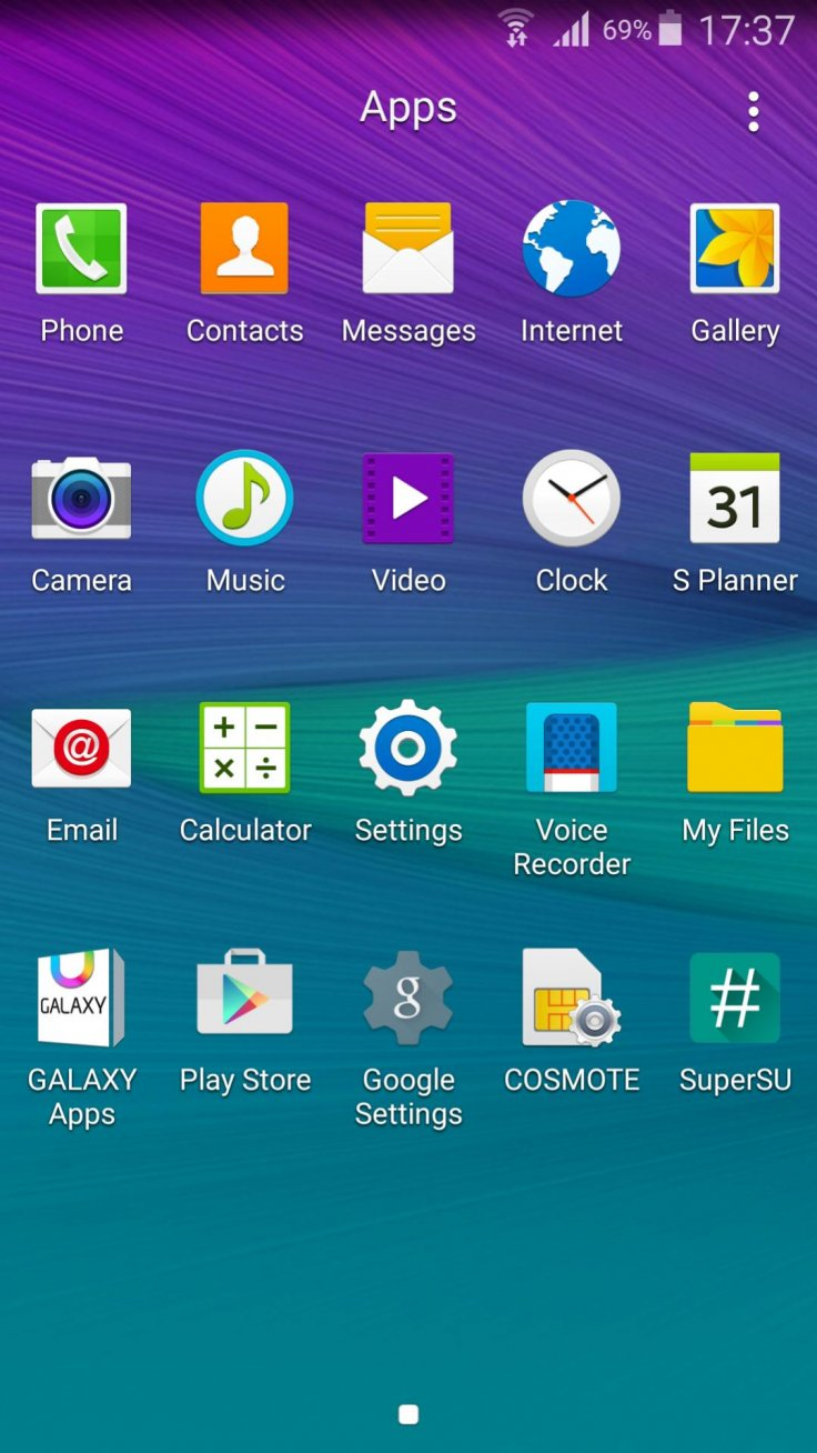 How to install Galaxy Note 4 Lollipop firmware port on