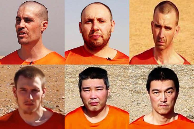 Jihadi John victims