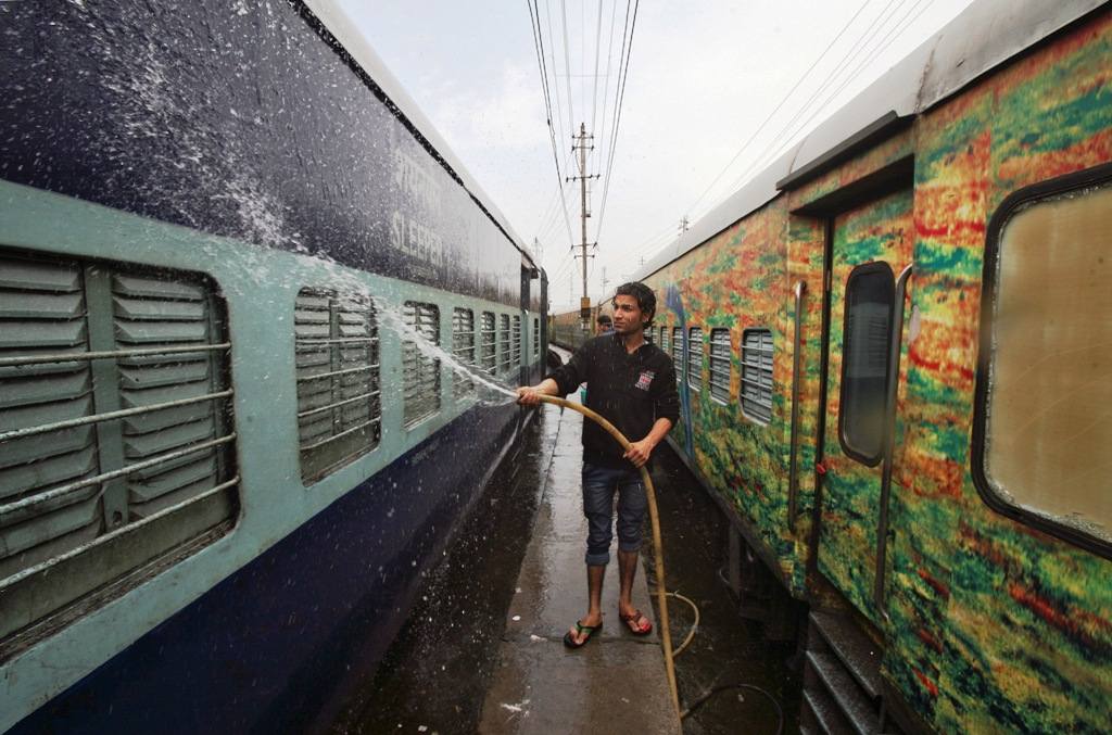 India Rail Budget 2015