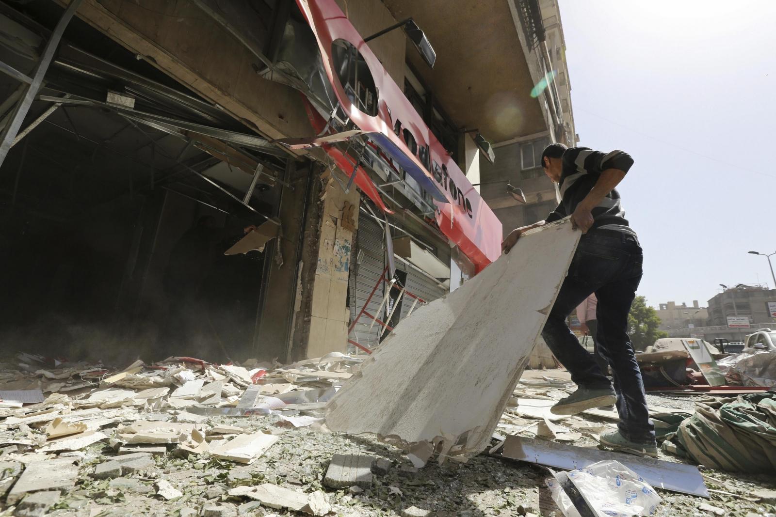 cairo bomb blast