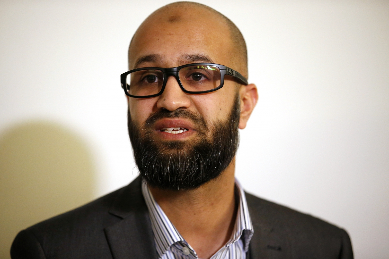 Cage director Asim Qureshi (Getty)