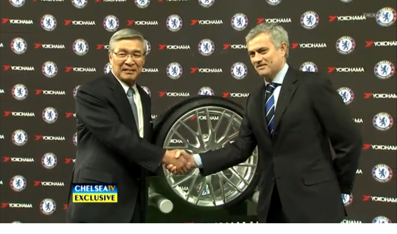 Chelsea signs deal with Yokohama Rubber
