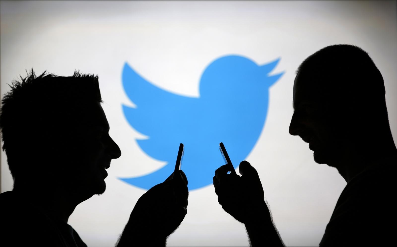 Twitter sign logo