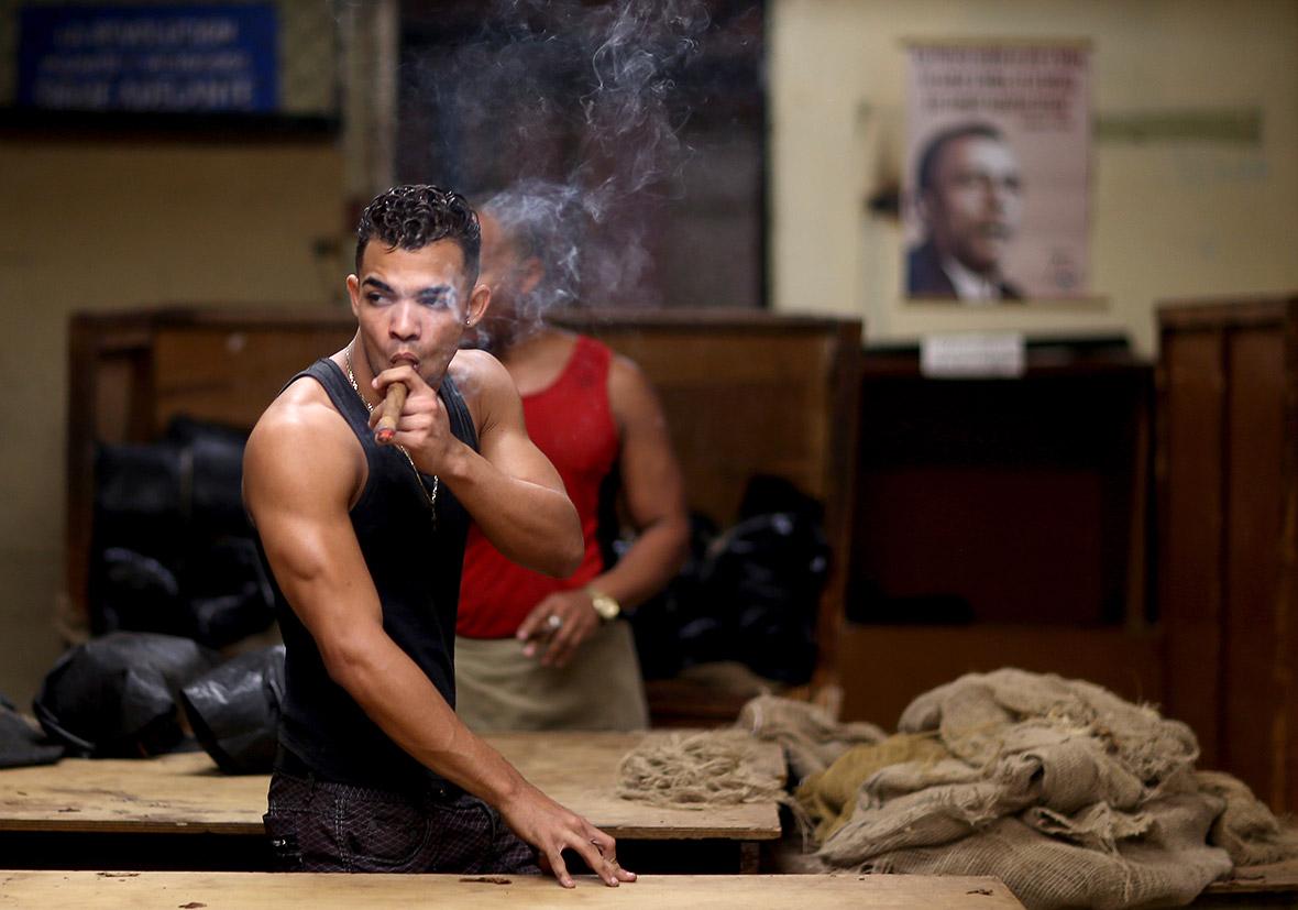 Cuban cigar festival
