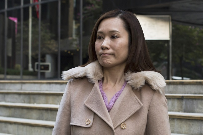 Hong Kong Woman Law Wan Tung Jailed For Six Years For