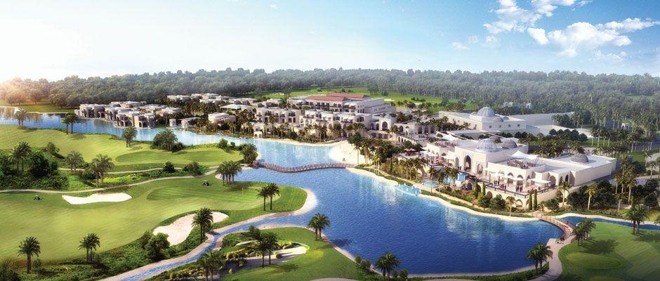 Dubai rainforest