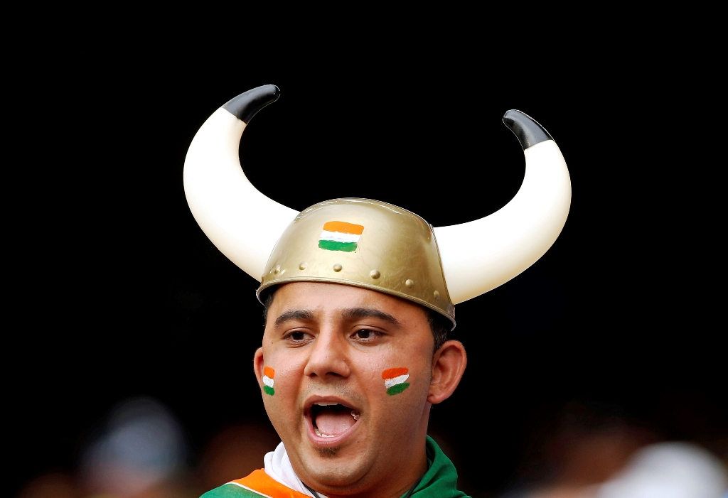 Indian Supporter