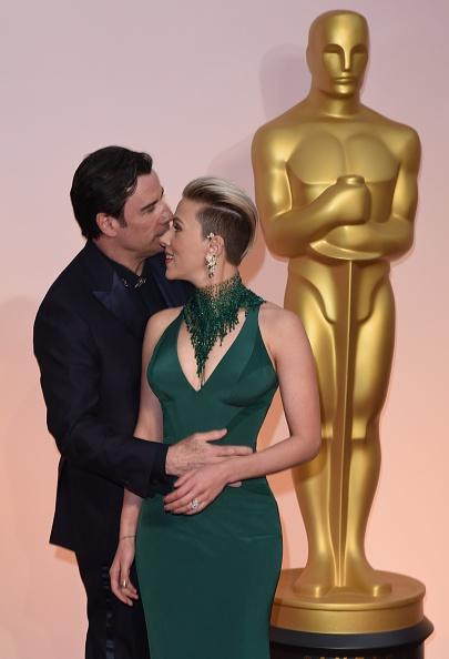 Scarlett Johansson John Travolta