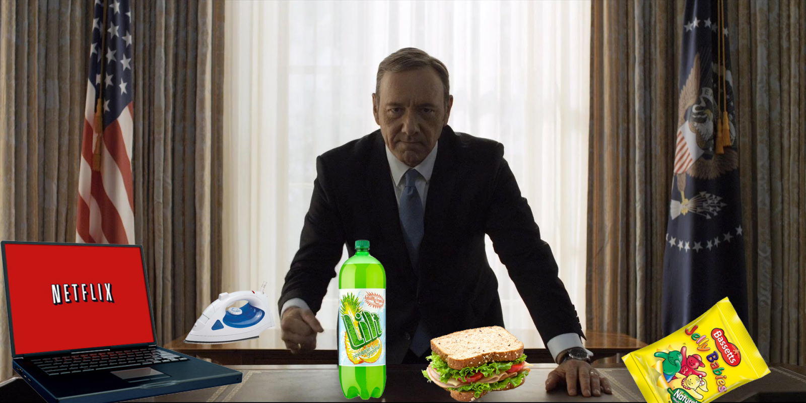 House of Cards Binge Watch