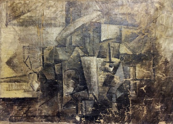 La Coiffeuse Pablo Picasso