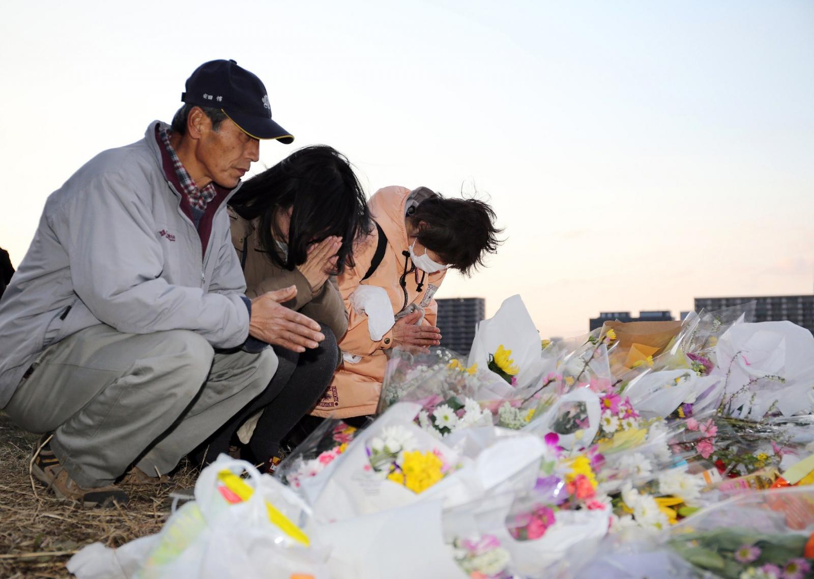 Ryota Uemura murdered in Japan