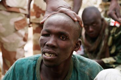 boko haram prisoner