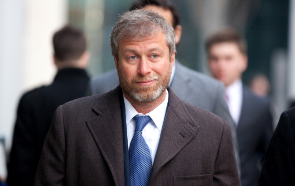 Roman Abramovich at the High Court