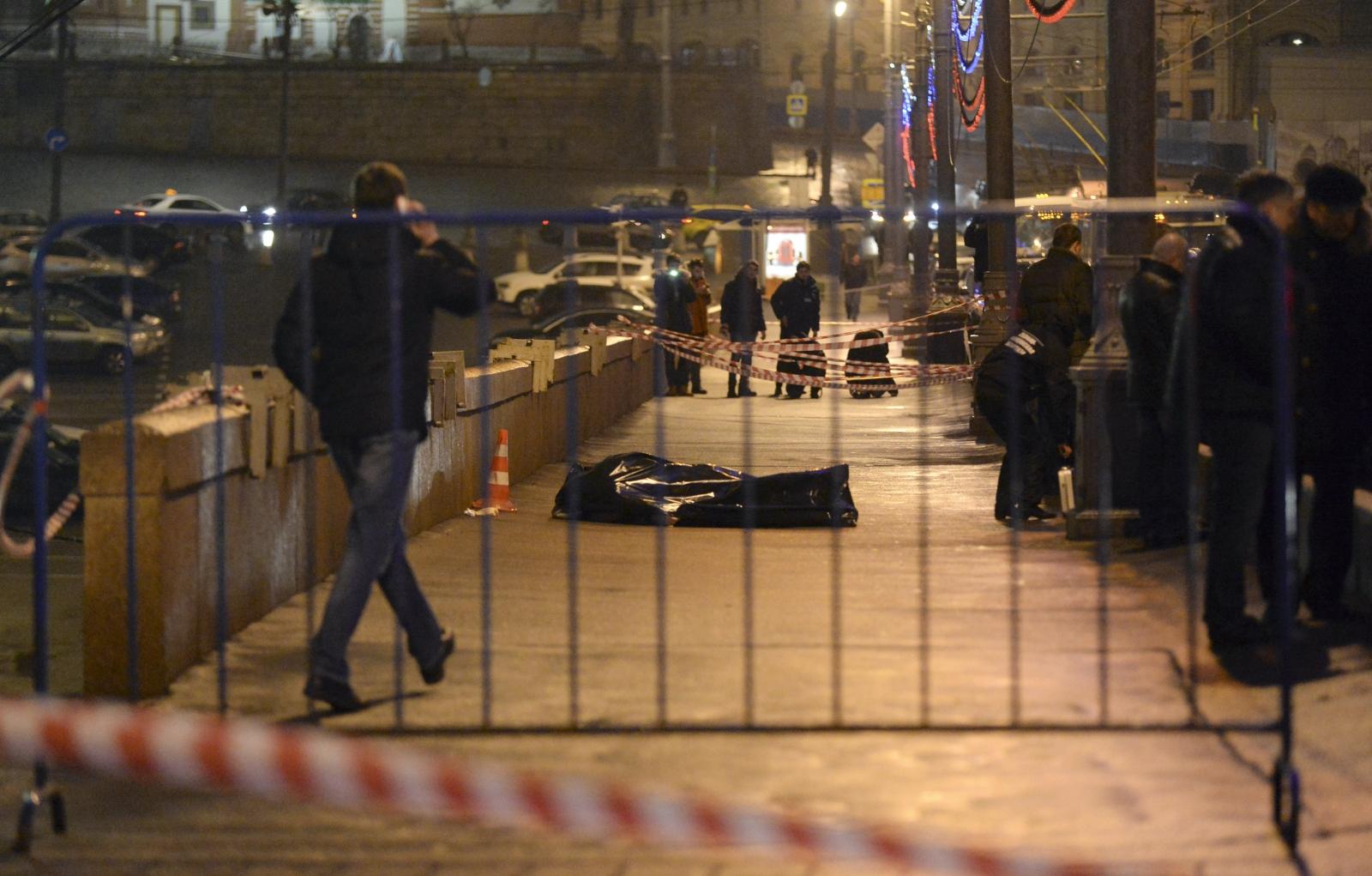 Putin critic Boris Nemtsov shot dead