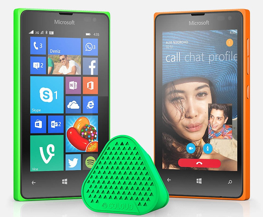 Microsoft Lumia 435 goes on sale in the UK: SIM-free and unlocked model costs £70