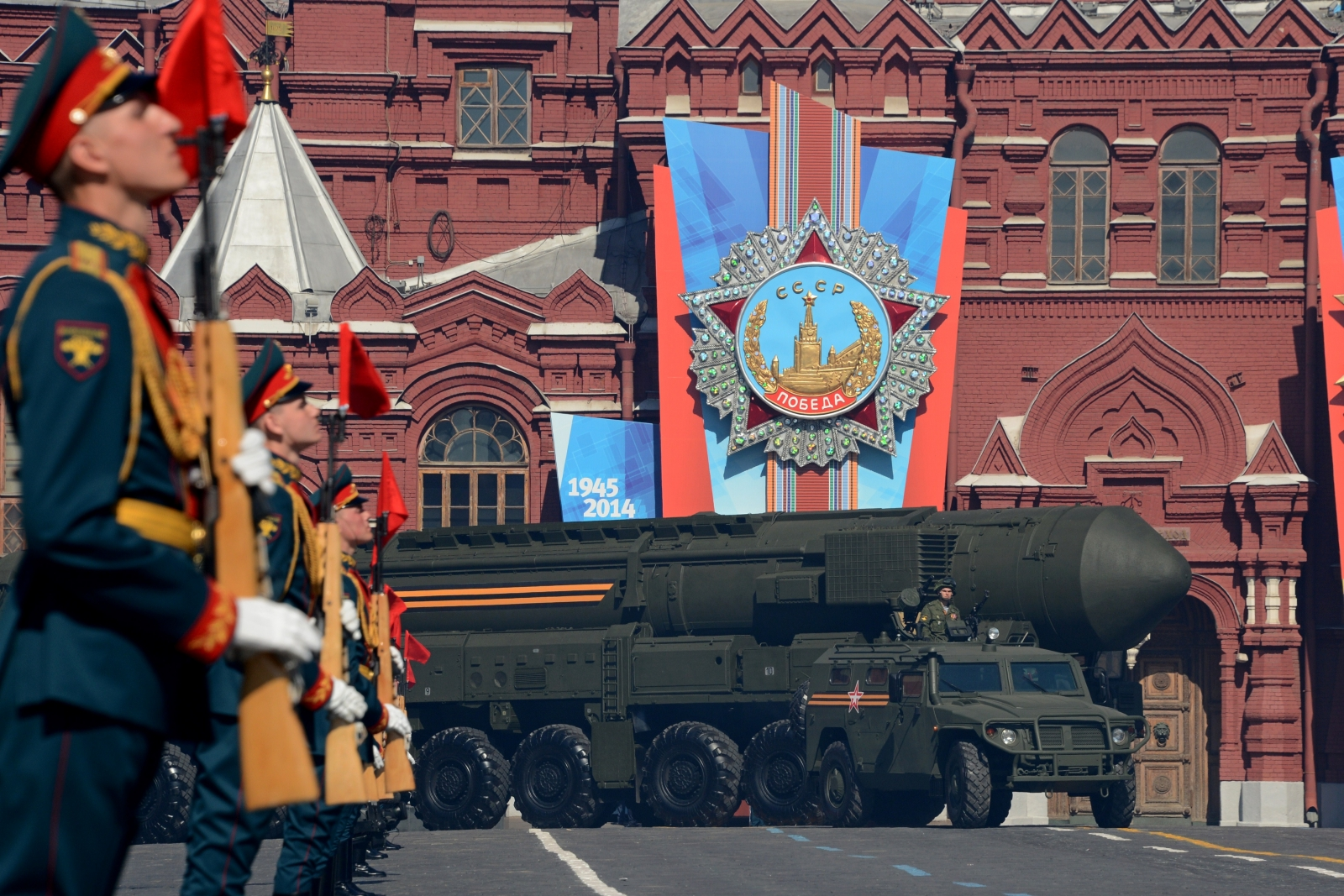 Russia missile nuclear
