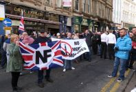 Pegida UK Newcastle National Front
