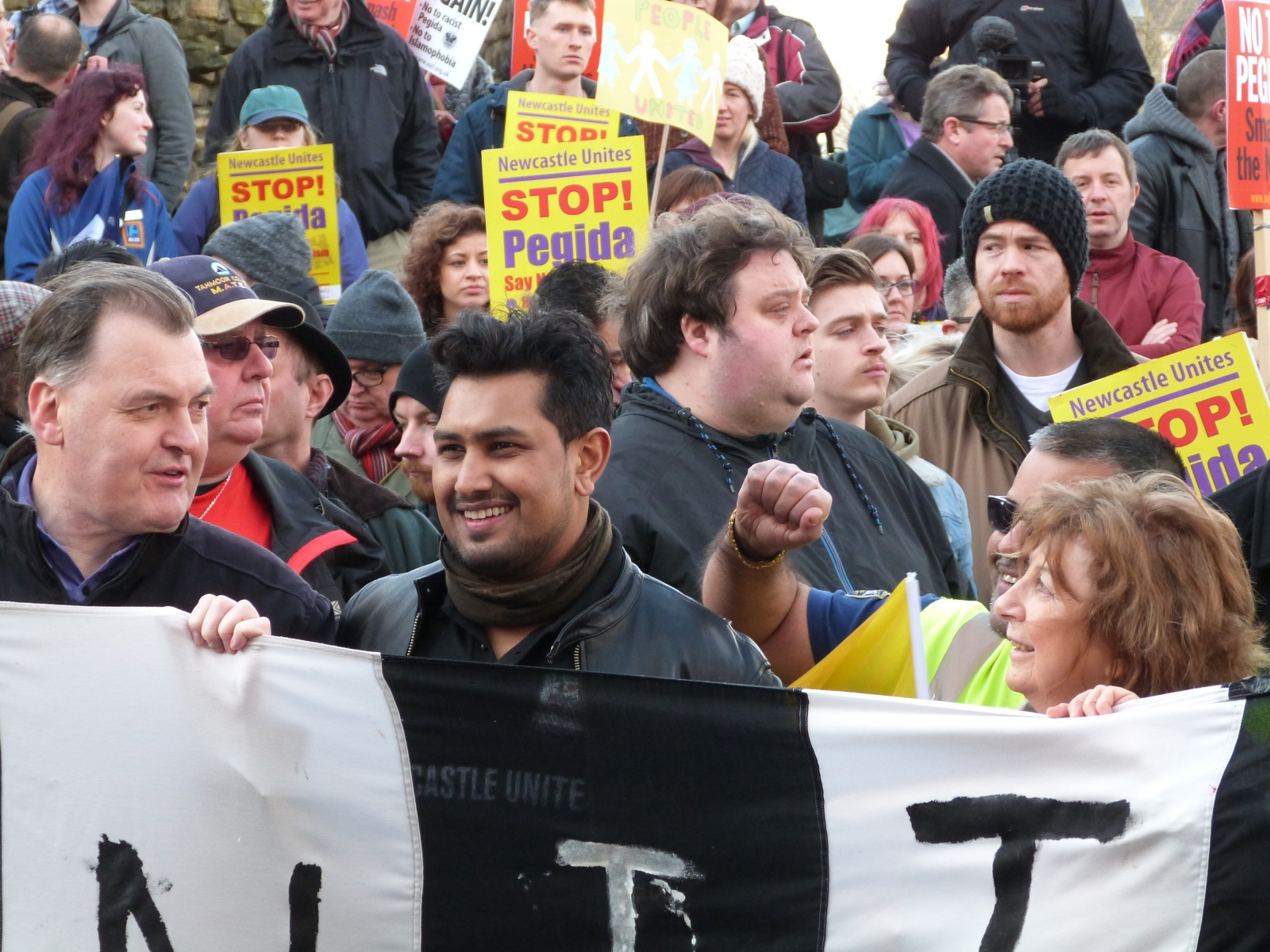 Dipu Ahad Newcastle Unites