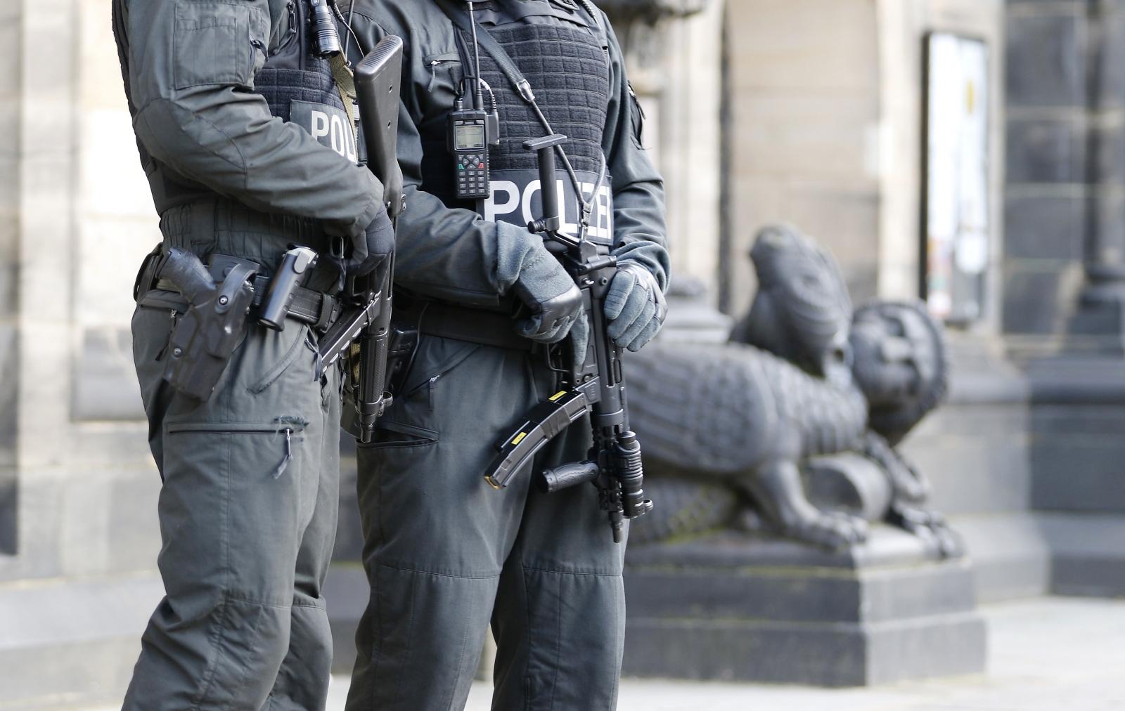 Terror threat in German city Bremen