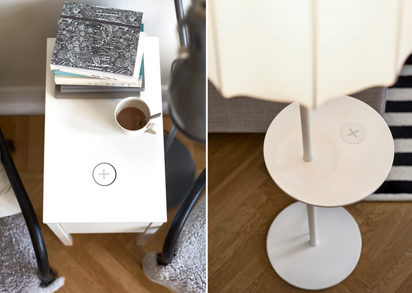 Ikea Flat Pack Furniture To Integrate Qi Wireless