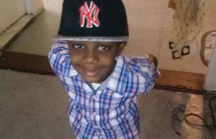 Ethan Ali, 3, was beaten