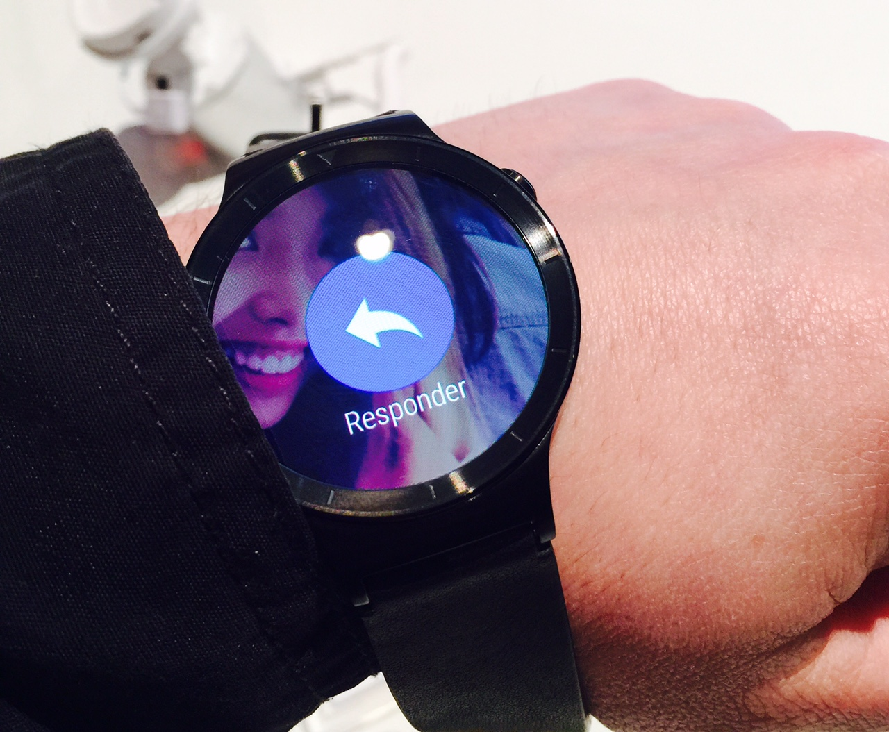 Huawei Watch Hands On Review