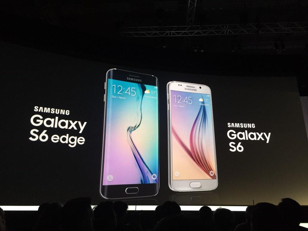 Samsung Galaxy S6 And Curved Galaxy S6 Edge Announced