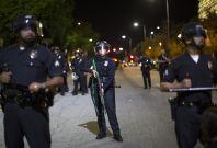 Los Angeles homeless man shot dead