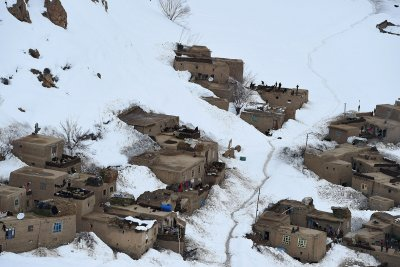 Afghanistan avalanches