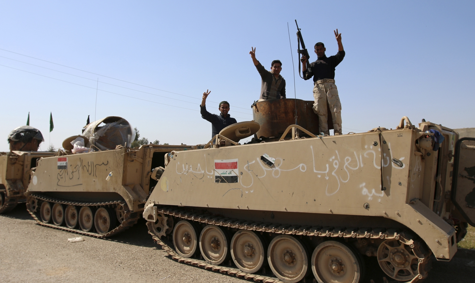 Iraqi troops launch anti-Isis operation in Tikrit