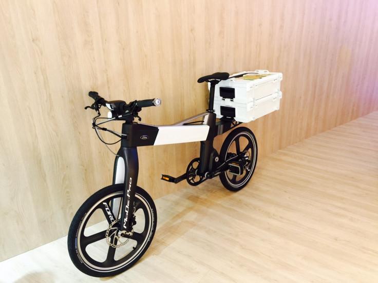 MoDe:Me MoDe:Pro Ford Electric Bike eBike