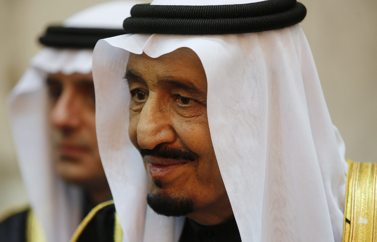 Saudi Arabian king Salmsn