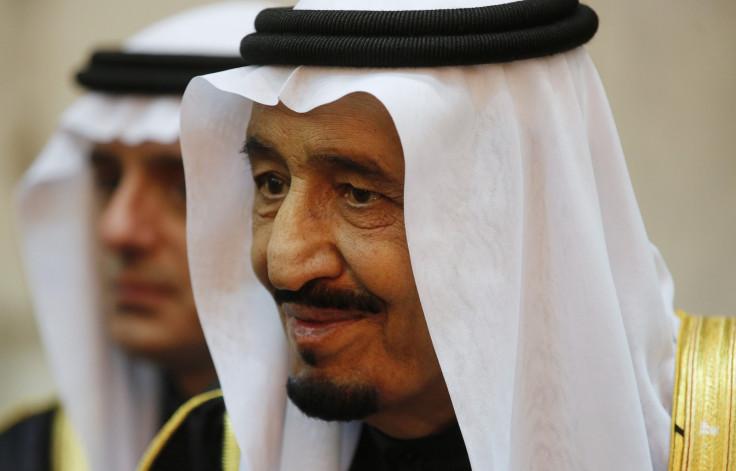 Saudi Arabian king Salmsn